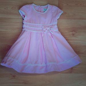 Children's Place pink dress. Size 24 months.